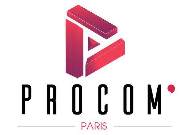 Logo Procom'Paris