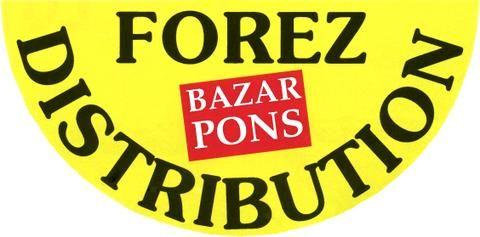 Logo Forez Distribution