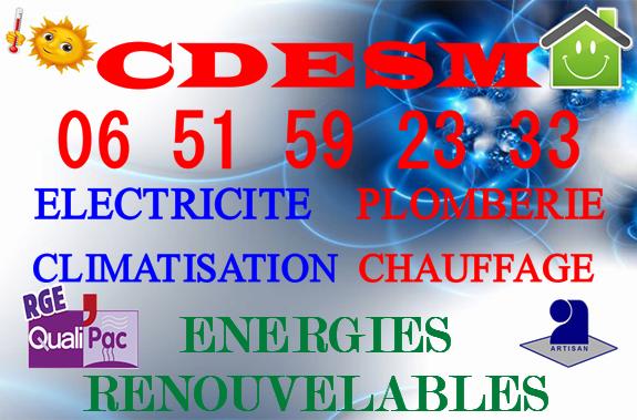 Logo C D E S M