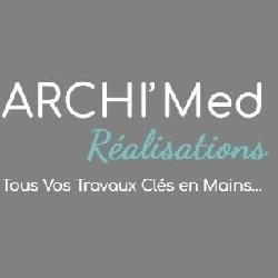 Logo Archi'med Réalisations SARL