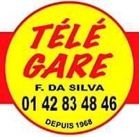 Logo Télégare F.Da Silva