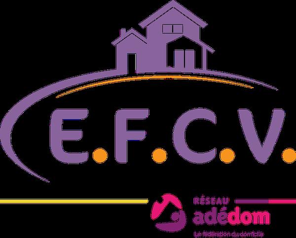 Logo EMPLOIS FAMILIAUX EN CENTRE VAR E.F.C.V.