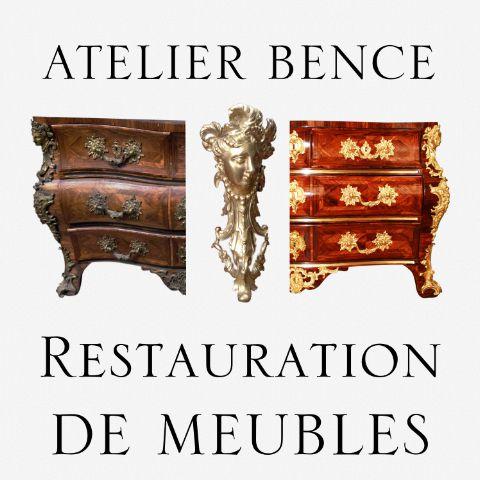 Logo Restauration De Meubles