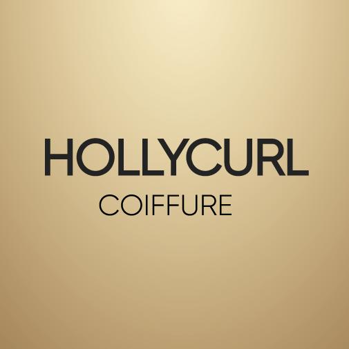 Logo Hollycurl coiffure