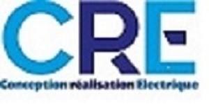 Logo Conception Réalisation Electrique CRE