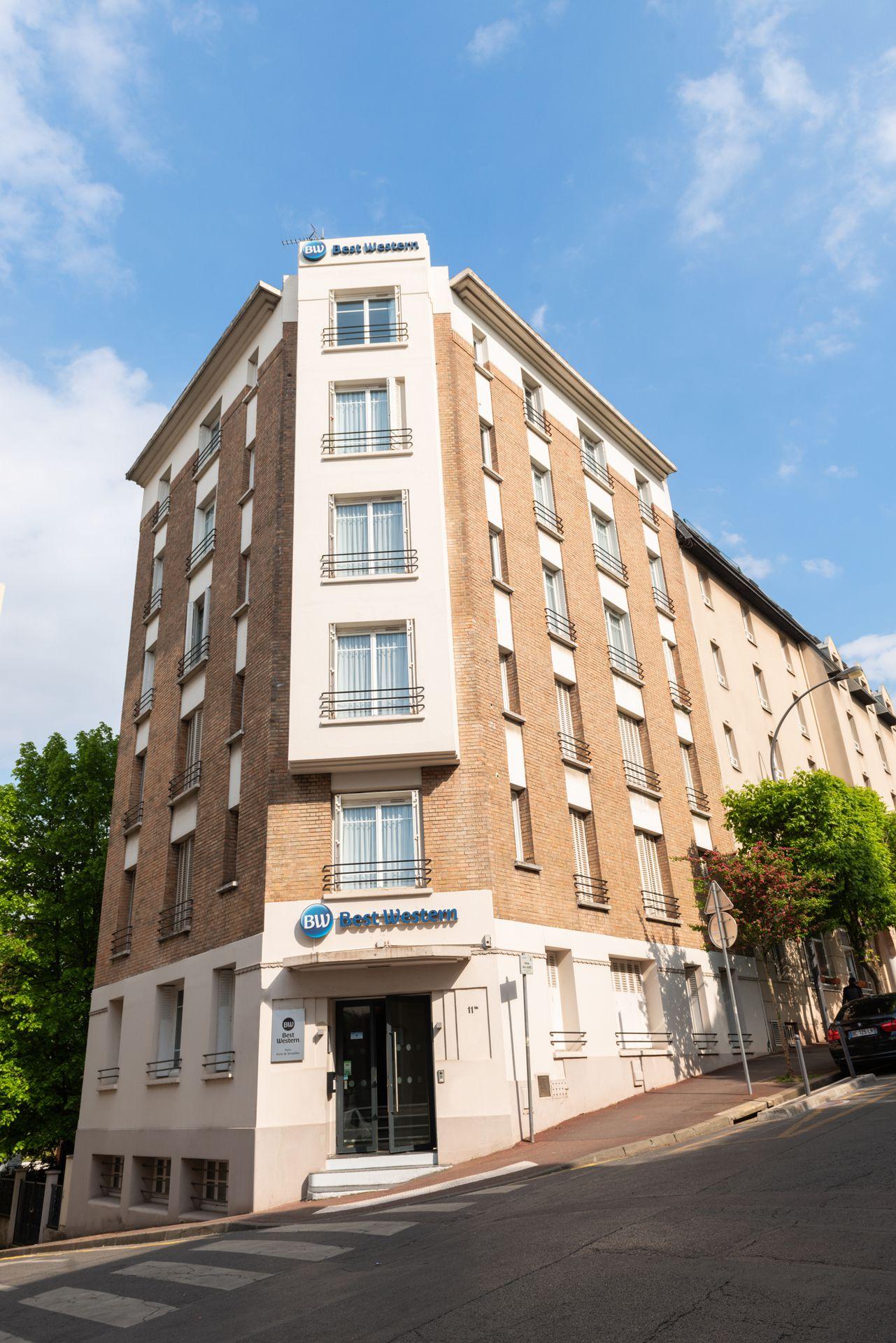 Logo Best Western Paris Porte De Versailles Idéal Hôtel Franchisé Indépendant