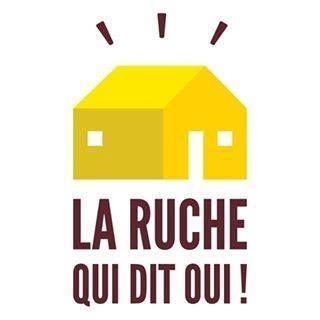 Logo Ruche Qui Dit Oui De Champigny