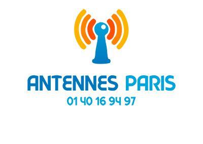 Logo Antennes Paris