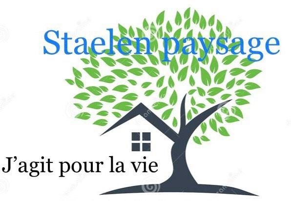 Logo STAELEN PAYSAGE