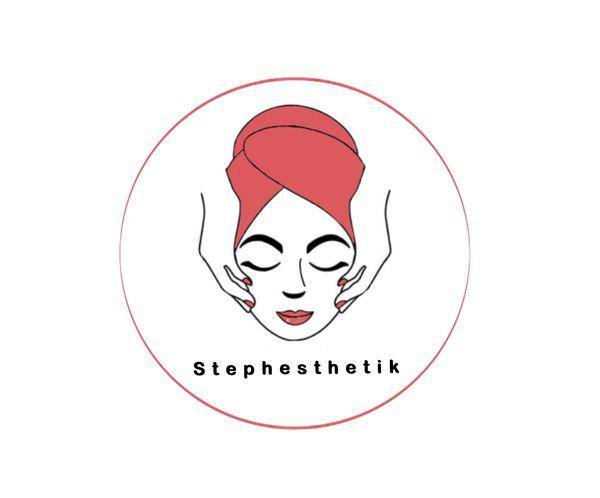 Logo Esthéticienne à domicile -Stephesthetik