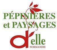 Logo Pépinières et Paysages D'Elle Normandie Les