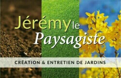 Logo Jérémy Le Paysagiste