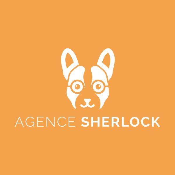 Logo Agence Sherlock