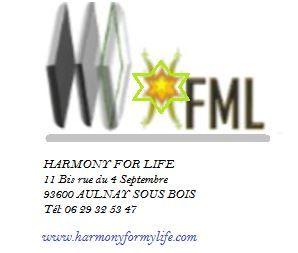Logo Lilas MAJOR Coach- Sophrologue -Harmony for my life