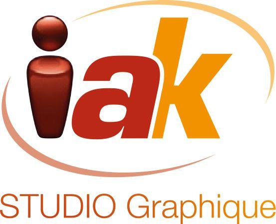 Logo Studio Graphique IA-K