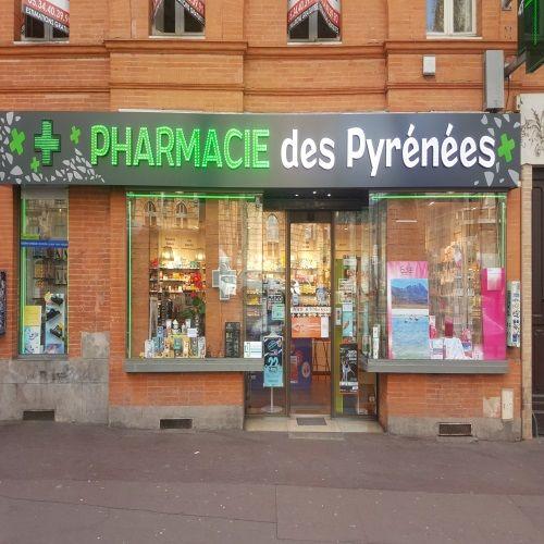 Logo Pharmacie Des Pyrenees