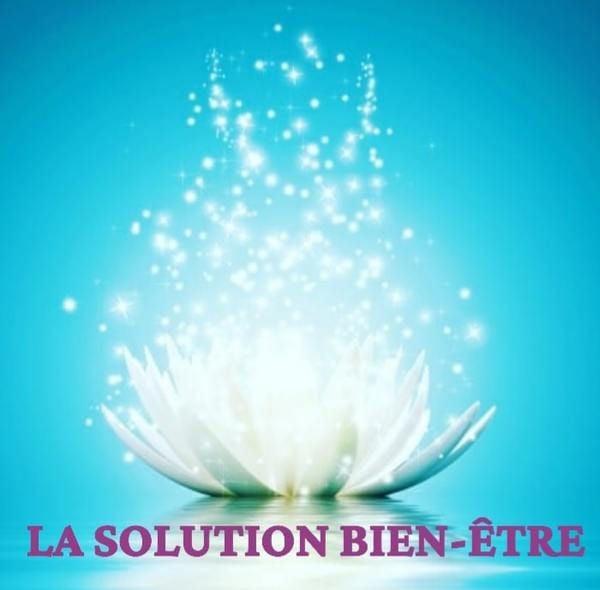 Logo Sandrine-Louisa Reziouk Sophrologue. Energéticienne