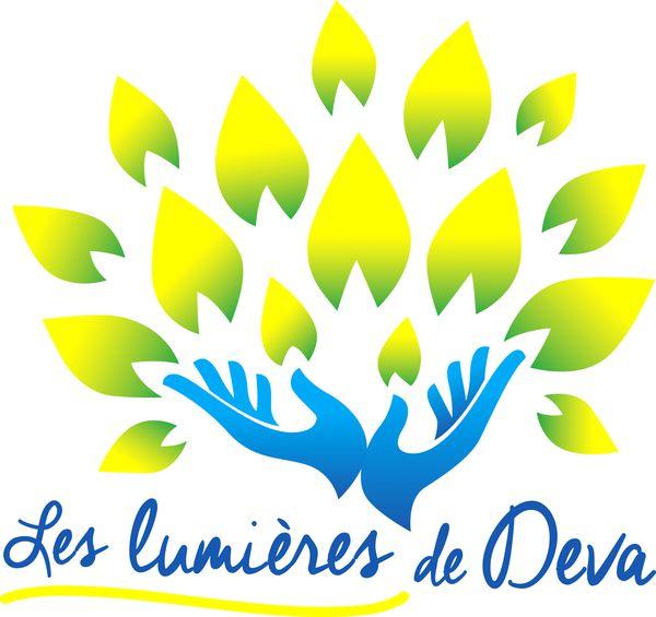 Logo Les lumières de deva