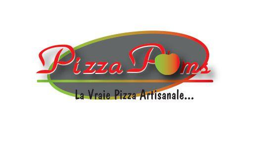 Logo Pizza Pom's