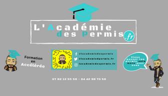 Logo L'Academie Des Permis
