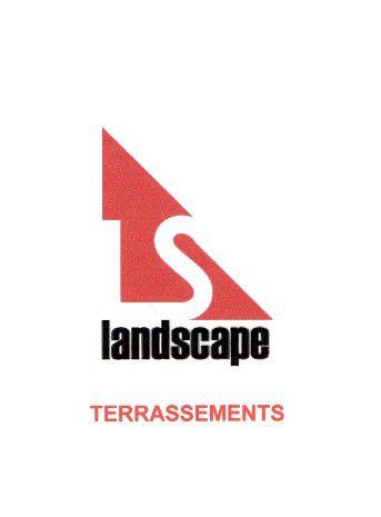 Logo Landscape Terrassements SARL