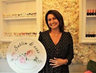 Logo Sublim & Vous by elegantissima