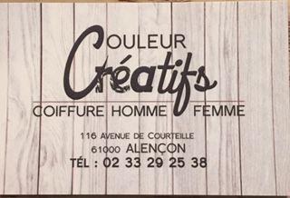 Logo Salon Couleur Crea'Tif