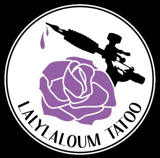 Logo Lalylaloum Tatoo