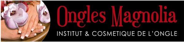 Logo Ongles Magnolia