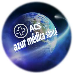 Logo ACS Azur Médica Santé