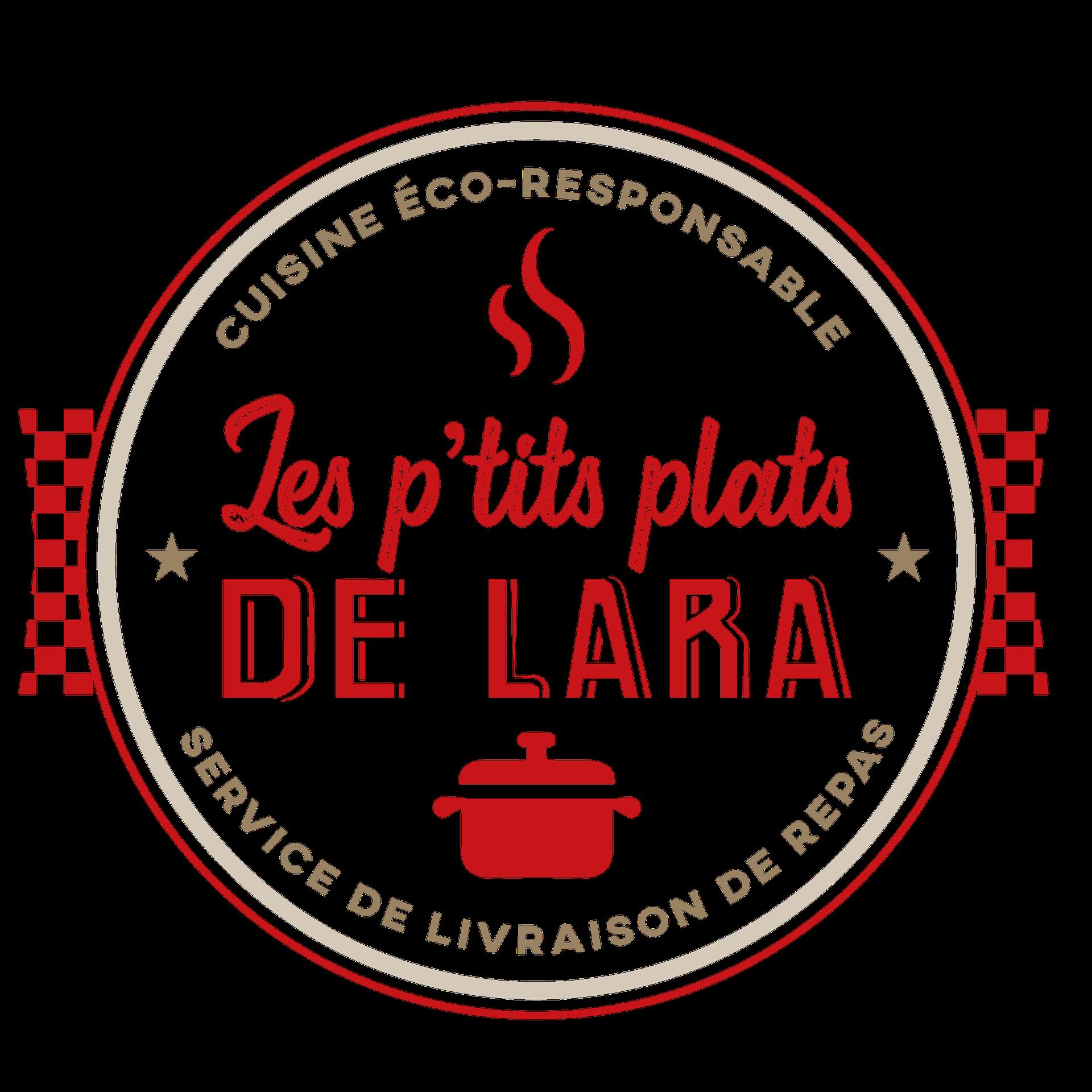 Logo Les P'tits Plats De Lara