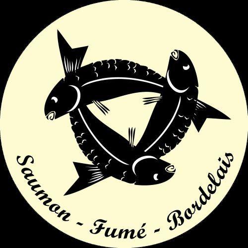 Logo Saumon Fumé Bordelais