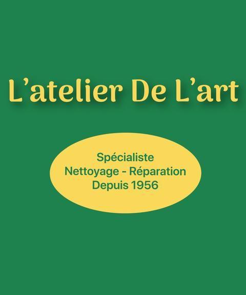 Logo L'Atelier de L'Art