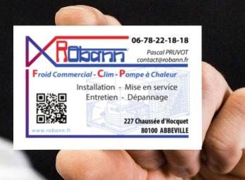 Logo Robann