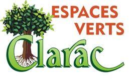 Logo Clarac Espaces Verts