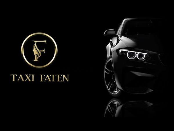 Logo Taxi Faten