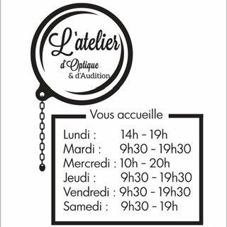 Logo L'Atelier D'Optique Et D'Audition