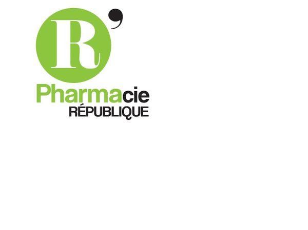 Logo Pharmacie République