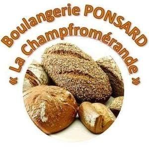 Logo Boulangerie Ponsard