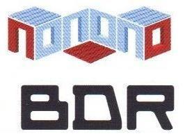 Logo Bâtiment Dépannage Rénovation BDR
