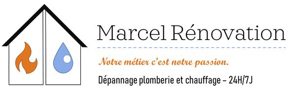 Logo Marcel Rénovation