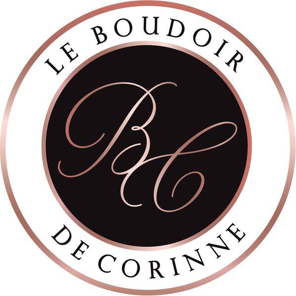 Logo Le Boudoir De Corinne