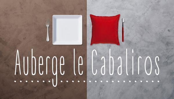 Logo Auberge Le Cabaliros