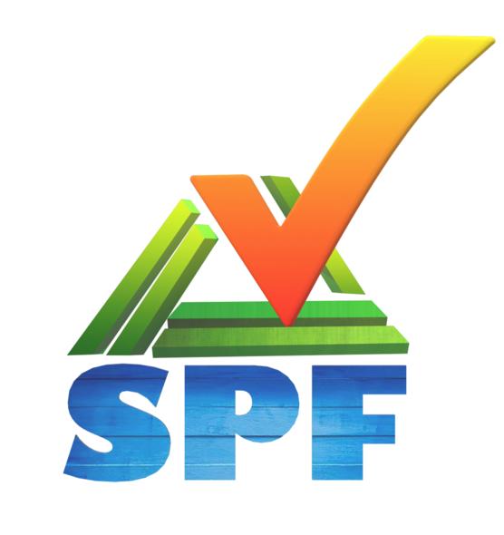 Logo SPF - Secours Prévention Formation