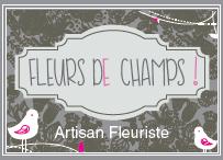 Logo Fleurs De Champs SASU
