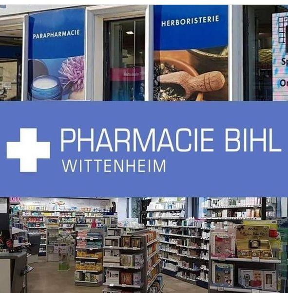 Logo Pharmacie Bihl