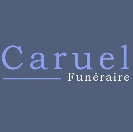 Logo Pompes Funèbres CARUEL