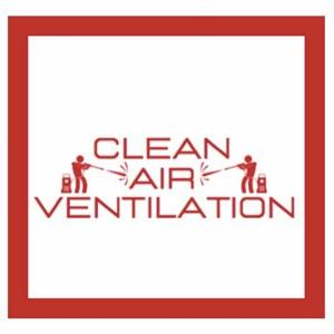 Logo Clean Air Ventilation