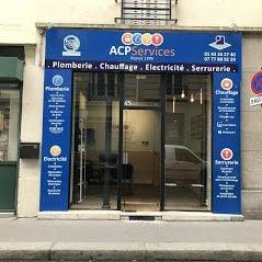 Logo A.C.P Services