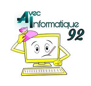 Logo Avec Informatique 92